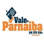 Logo da emissora Rádio Vale do Parnaiba 970 AM