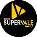Logo da emissora Rádio Super Vale 94.7 FM