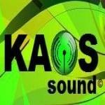Logo da emissora Radio KAOS Sound