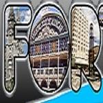 Logo da emissora Fortaleza Nas Ondas da Web