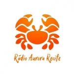 Logo da emissora Web Rádio Aurora Recife