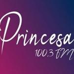 Logo da emissora Rádio Princesa 760 AM