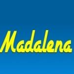 Logo da emissora Rádio Madalena 87.9 FM
