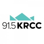 Logo da emissora Radio KRCC 91.5 FM