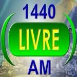Logo da emissora Rádio Livre 1440 AM