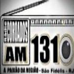 Logo da emissora Rádio Coroados 1310 AM