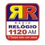 Logo da emissora Rádio Relógio Musical 1120 AM