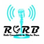 Logo da emissora Radio Ribeira Brava 107.4 FM