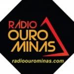 Logo da emissora Rádio Ouro Minas