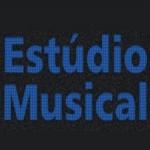 Logo da emissora Rádio Estúdio Musical
