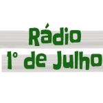 Logo da emissora Rádio 1° de Julho 540 AM