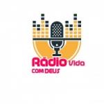 Logo da emissora Rádio Vida com Deus