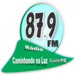 Logo da emissora Rádio Caminhando na Luz 87.9 FM