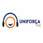 Logo da emissora Rádio Uniforça FM