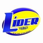 Logo da emissora Rádio Líder 87.9 FM