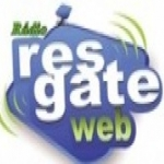 Logo da emissora Resgate Web