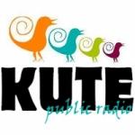 Logo da emissora Radio KUTE 90.1 FM