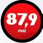 Logo da emissora Rádio Liberdade Comunitária 87.9 FM