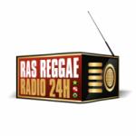 Logo da emissora Rádio Ras Reggae