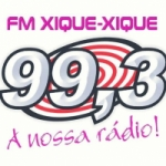 Logo da emissora Rádio Xique-Xique 99.3 FM