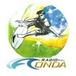 Logo da emissora Rádio Onda 87.5 FM