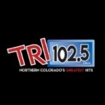 Logo da emissora Radio KTRR 102.5 FM