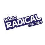 Logo da emissora Rádio Radical 88.9 FM