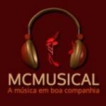 Logo da emissora Rádio MC Musical