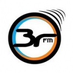 Logo da emissora Rádio 3R FM