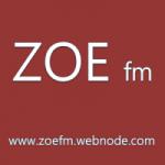 Logo da emissora Zoe fm