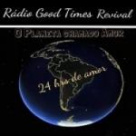 Logo da emissora Rádio Good Times Revival