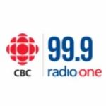 Logo da emissora CBC Radio One 99.9 FM