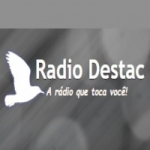 Logo da emissora Destac Flashback