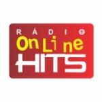 Logo da emissora Rádio Online Hits