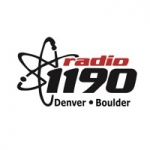 Logo da emissora Radio KVCU 1190 AM