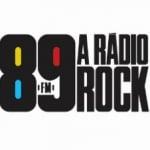 Logo da emissora Rádio Rock 89 FM