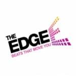 Logo da emissora Radio The Edge 96.1 FM