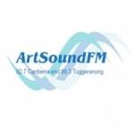 Logo da emissora Radio ArtSound 90.3 FM