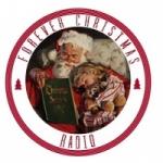 Logo da emissora Forever Christmas Radio