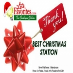 Logo da emissora The Christmas Lite