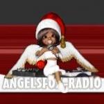 Logo da emissora Radio Angelsfox
