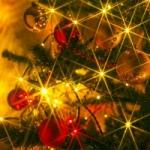 Logo da emissora Chroma Christmas Radio
