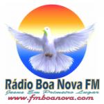 Logo da emissora Rádio Boa Nova 93.7 FM