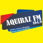 Logo da emissora Rádio Aquiraz 104.9 FM