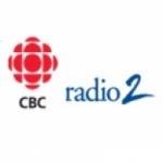 Logo da emissora CBC Radio 2 FM 93.5