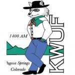 Logo da emissora KWUF 1400 AM