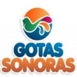 Logo da emissora Rádio Gotas Sonoras