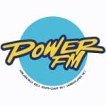 Logo da emissora Radio Power 98.1 FM