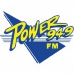 Logo da emissora Radio Power 94.9 FM