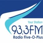 Logo da emissora Radio Five-O-Plus 2SNR 93.3 FM